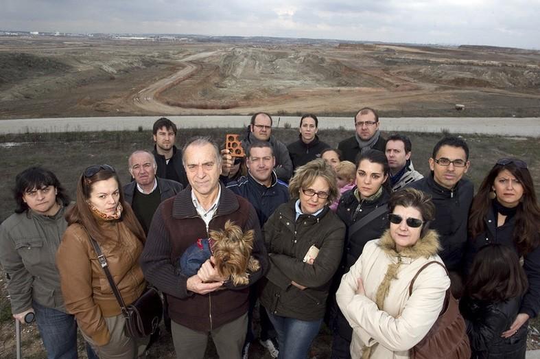 Ilusiones rotas para los cooperativistas de los nuevos barrios de Vicálvaro.