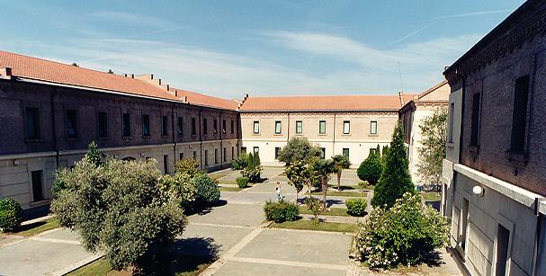 Edificio de Gestión. Universidad Rey Juan Carlos. Campus de Vicálvaro