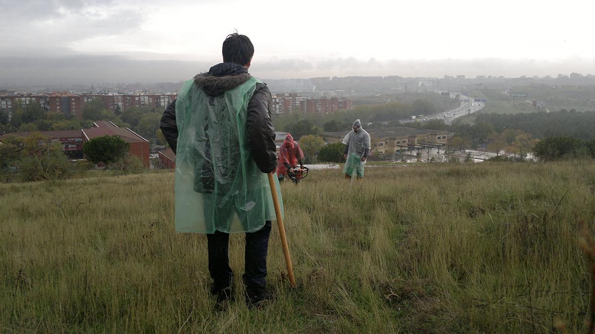 """Imágenes cedidas por miembros de  la """"Iniciativa Cerro Verde"""""""