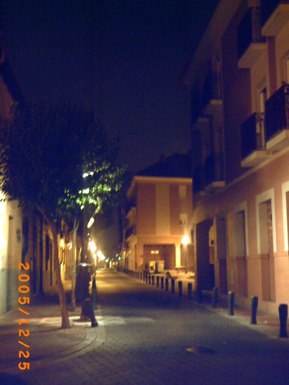 Avenida Real (Imagen: todoVicálvaro.es)