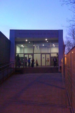 Escuela Municipal de Música de Vicálvaro