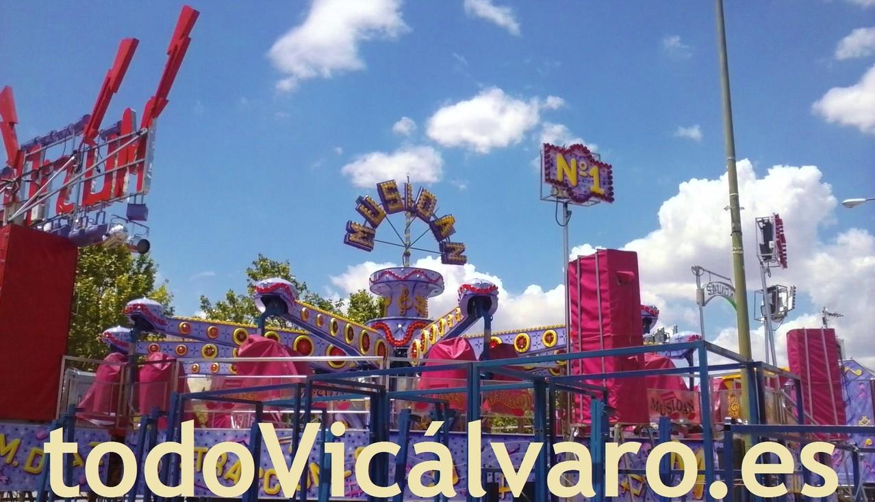 Fiestas de Vicálvaro 2013