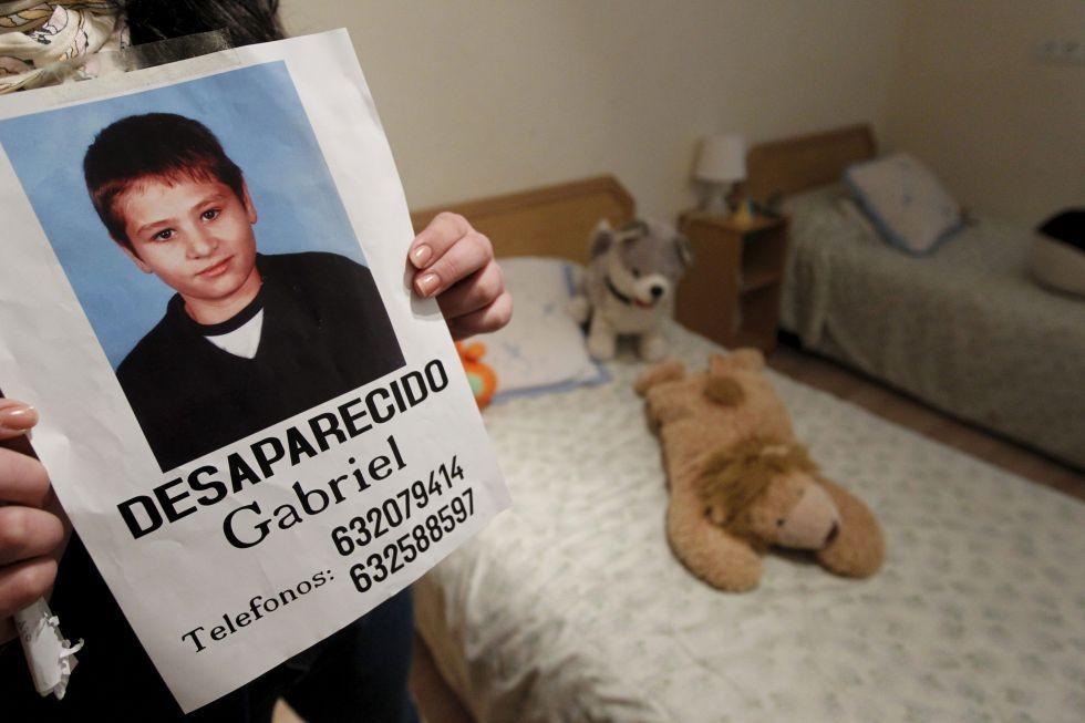 Septiembre. Trágica desaparición y muerte de Gabriel Vidrascu de 12 años.