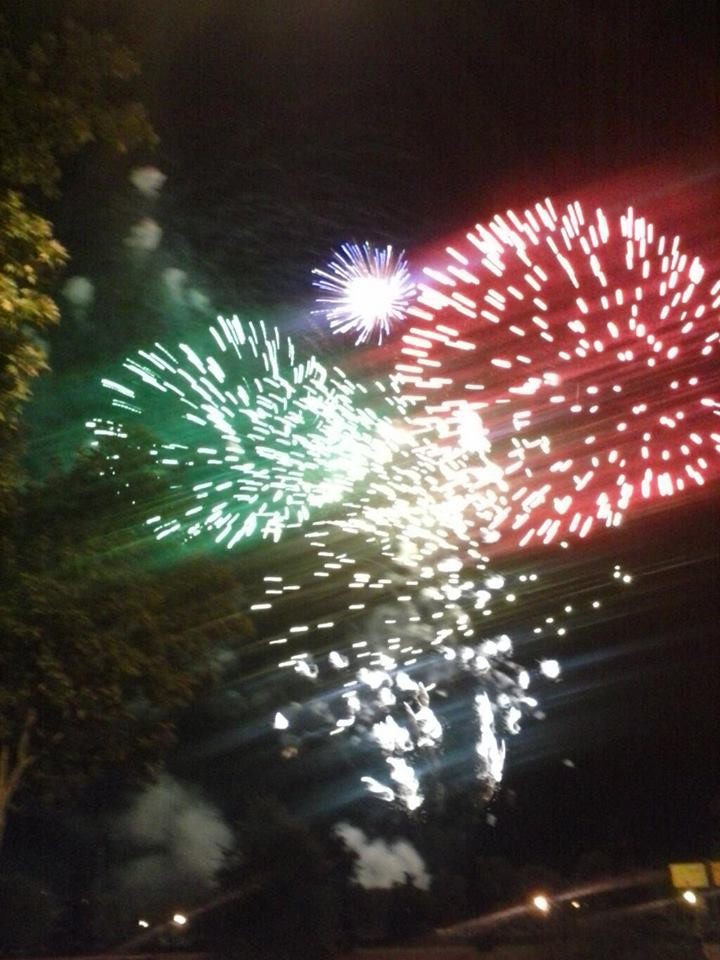 Fuegos artificiales (Imagen: todovicalvaro.es)