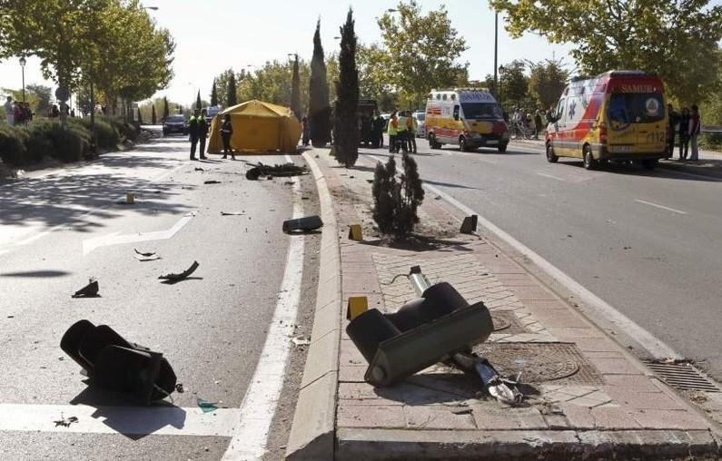 Octubre 2011. Atropello mortal a una mujer de 68 años en la plaza de Alosno
