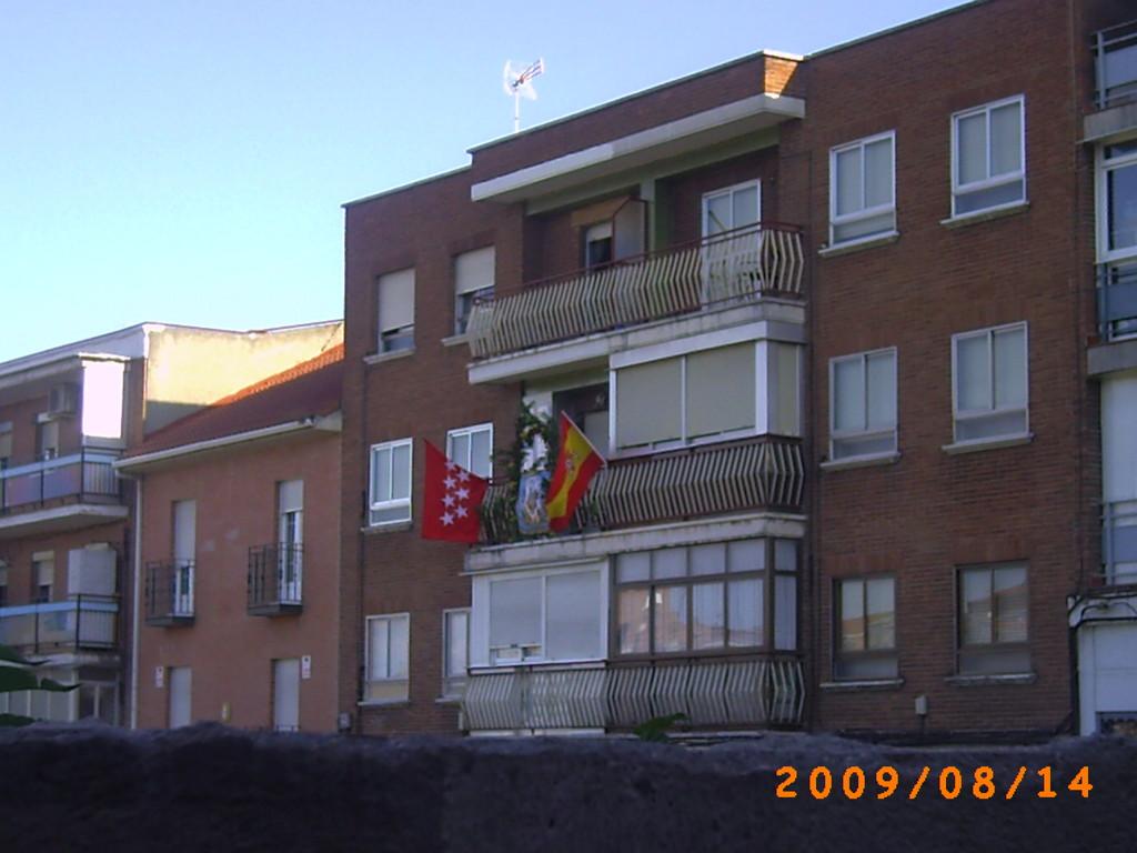 Balcones engalanados