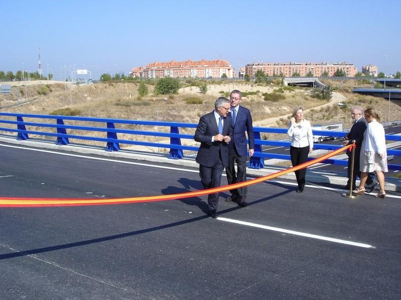 Septiembre 2009. Reapertura de la Avenida de Daroca