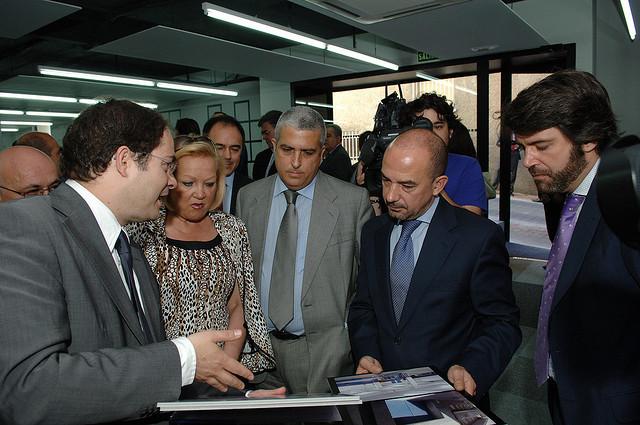 Junio 2009 Inauguración de Madridonrails