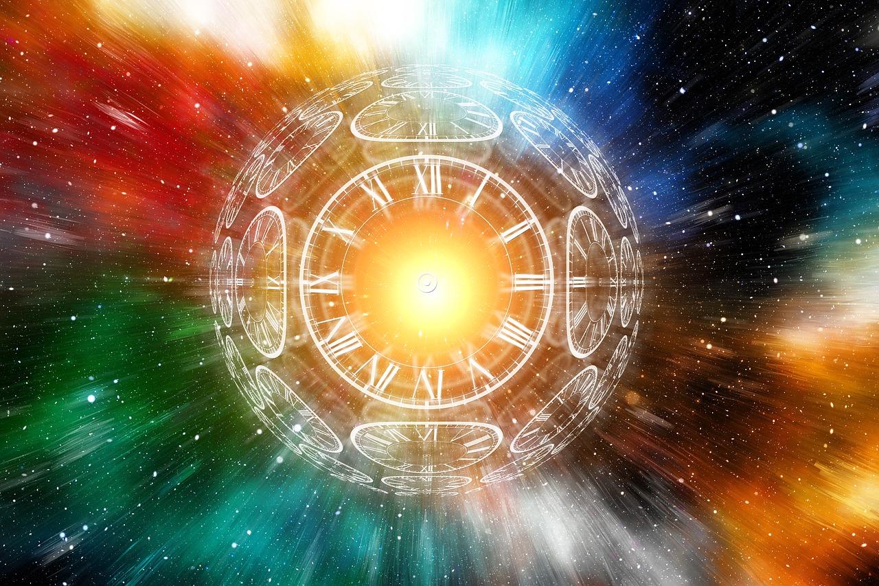 Die Kunst des Zeitliniensprungs und Gedanken zum 4. Advent