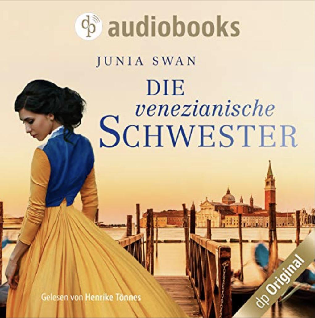 Neues Hörbuch: Die venezianische Schwester