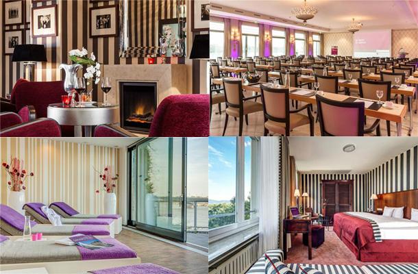 AMERON Hotel Königshof, Adenaueralle 9, D-53111 Bonn, Tel: 0228 -2601-0, Fax: 0228 - 2601-529, http://www.hotel-koenigshof-bonn.de mail: info@hotel-koenigshof-bonn.de