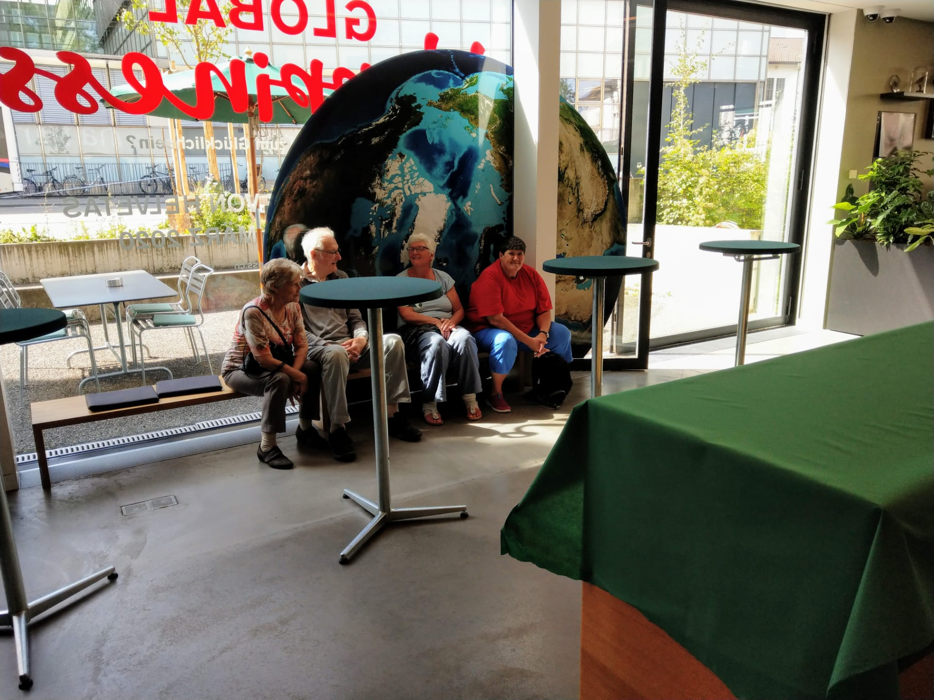 kultureller Anlass 2019: Naturama Aarau (Quelle: Privatfoto)
