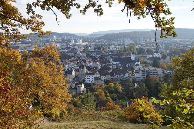 kultureller Anlass 22.10.2016: Aussicht vom Hexenplatz (Quelle: Privatfoto)