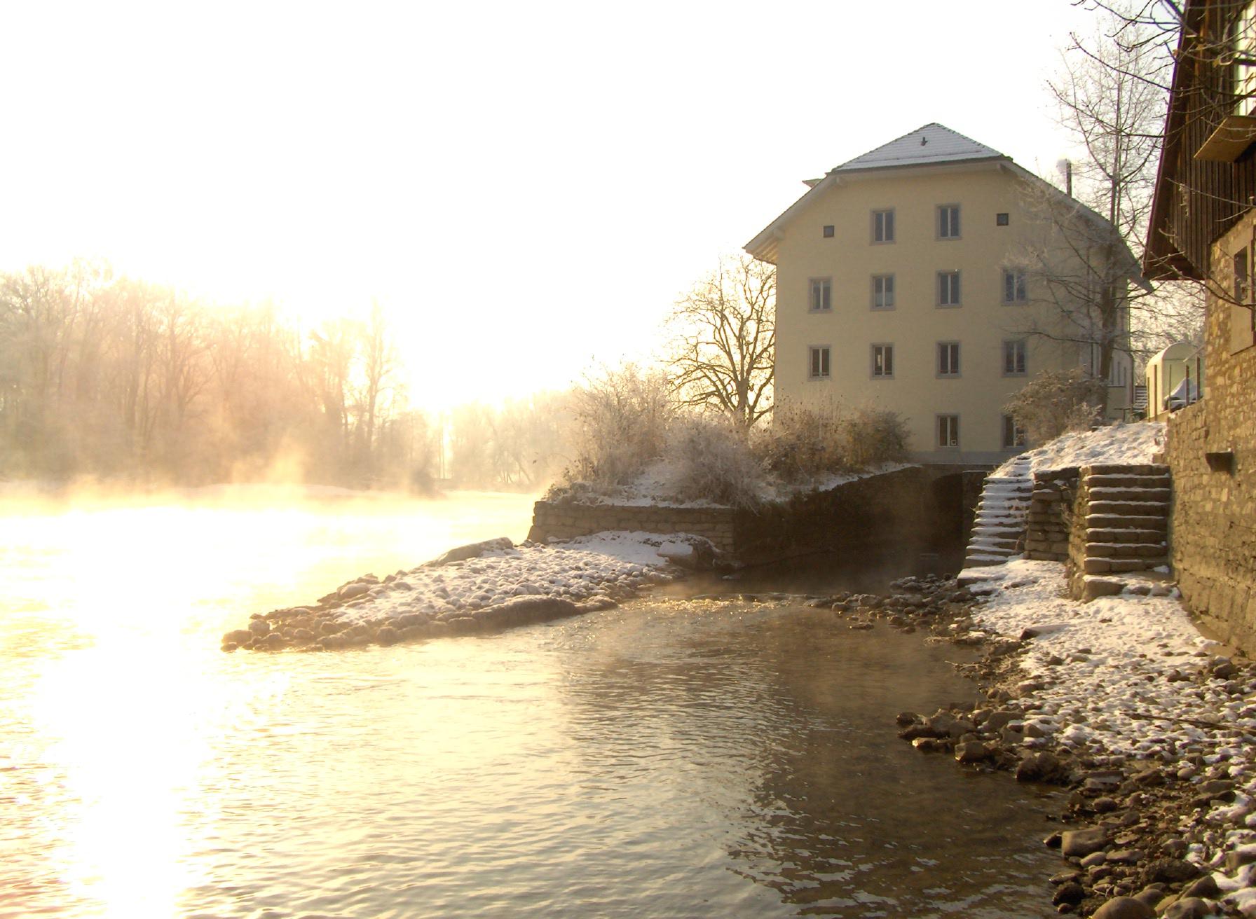 alte Mühle (Quelle: Privatfoto)