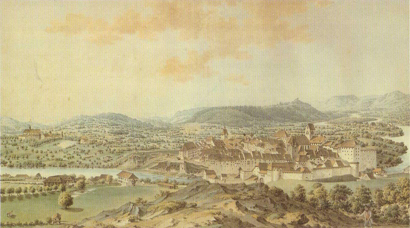 1810 - Brugg (Quelle: wikipedia.com)