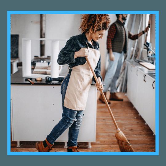 Réussir son nettoyage après chantier de sa maison