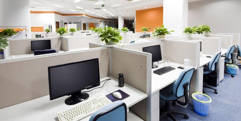 Entreprise de nettoyage pour l'entretien de vos bureaux