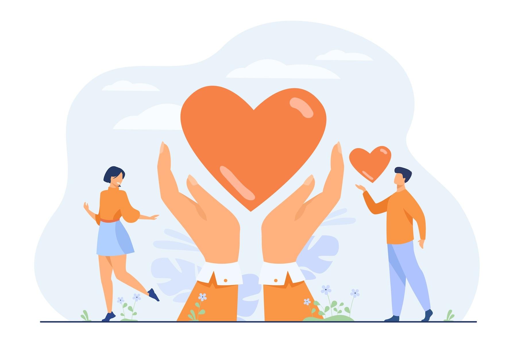 確かな信頼関係を築くアプローチ