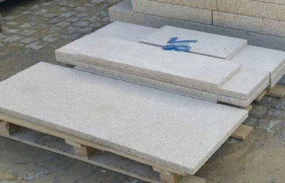 dallage granit pour terrasse