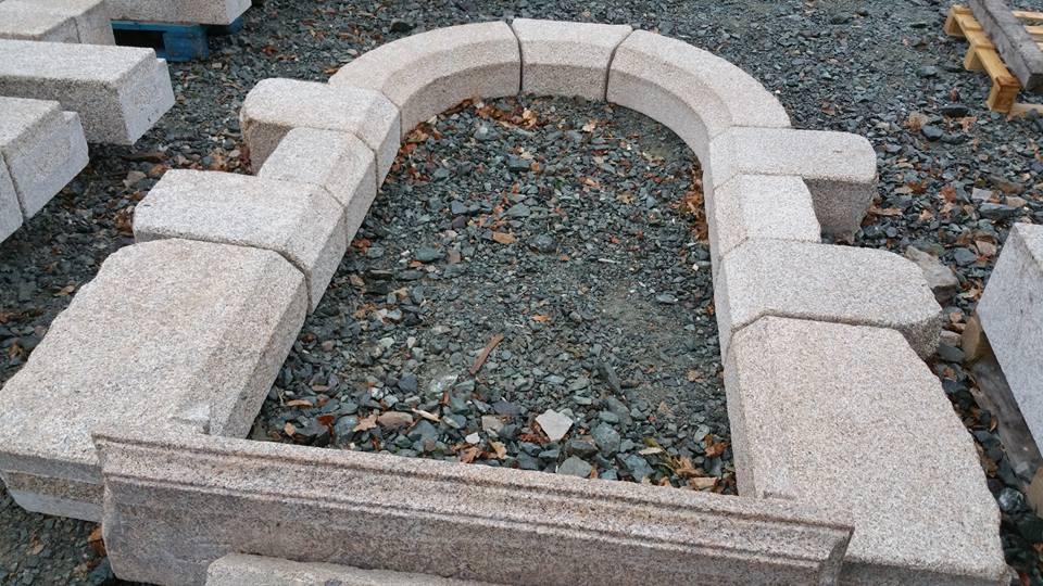 porte cintre 2.15*1.00 granit