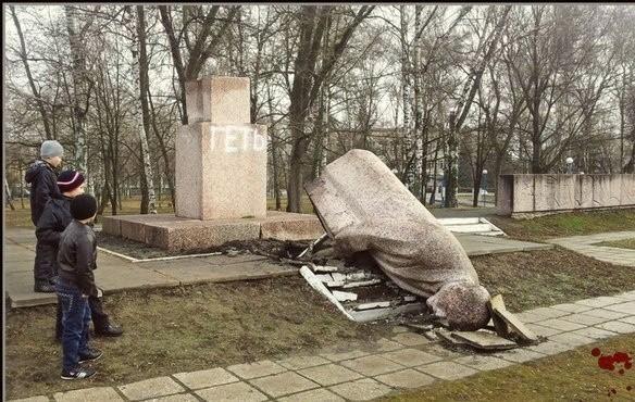 фото - http://leninstatues.ru