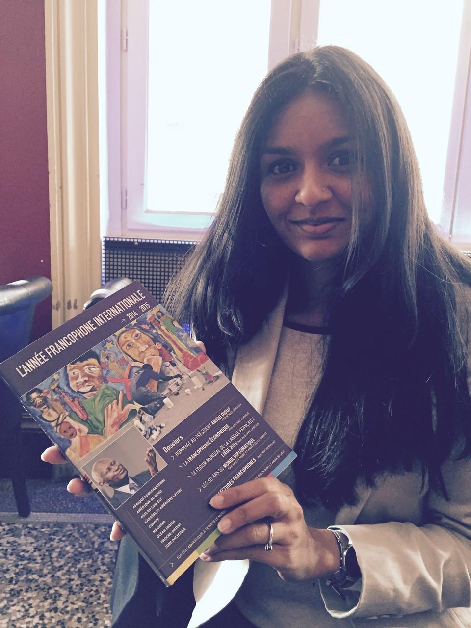 Un magazine indispensable de l'actualité de la francophonie dans le monde