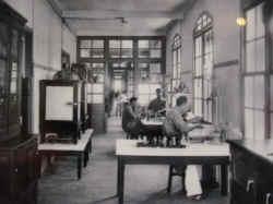 Laboratoire à Nha Trang