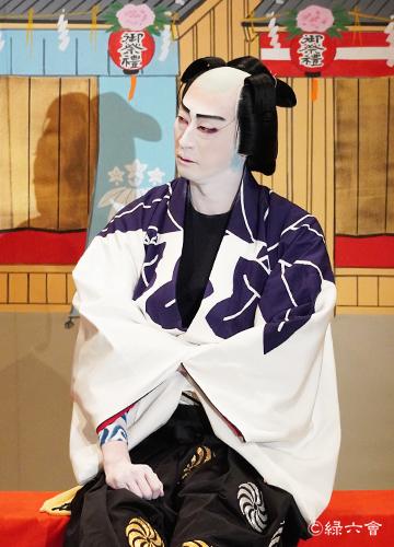 「神田祭」鳶頭 和吉