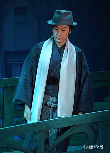 『日本橋』葛木晋三