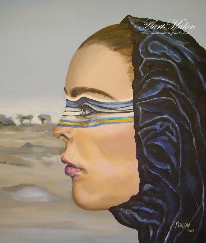 """Dune""            50/70          acrylique/toile"