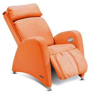 Massagesessel Keyton Tecno Deco orange