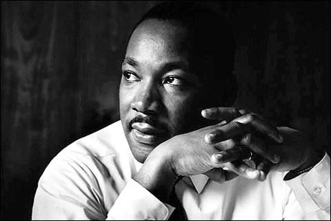 Martin Luther King 15.Januar 1929 - 4. April 1968
