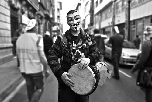 Artikel vom 02.02.2013...der von der zapatistischen Bewegung in Mexico inspiriert ist!