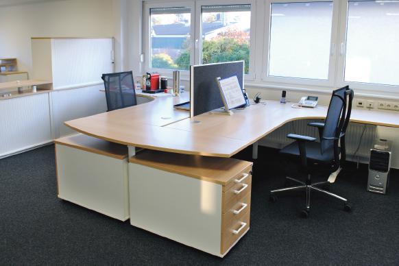 Schreibtischsystem - Febrü CEO-C