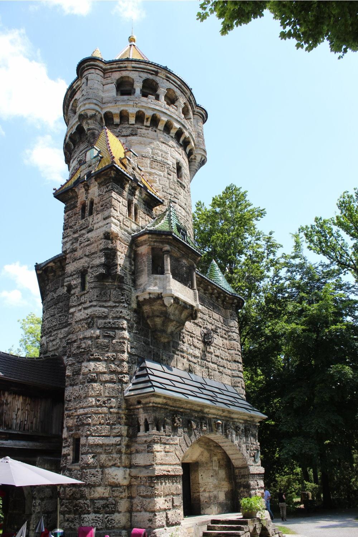 Mutterturm in Landsberg