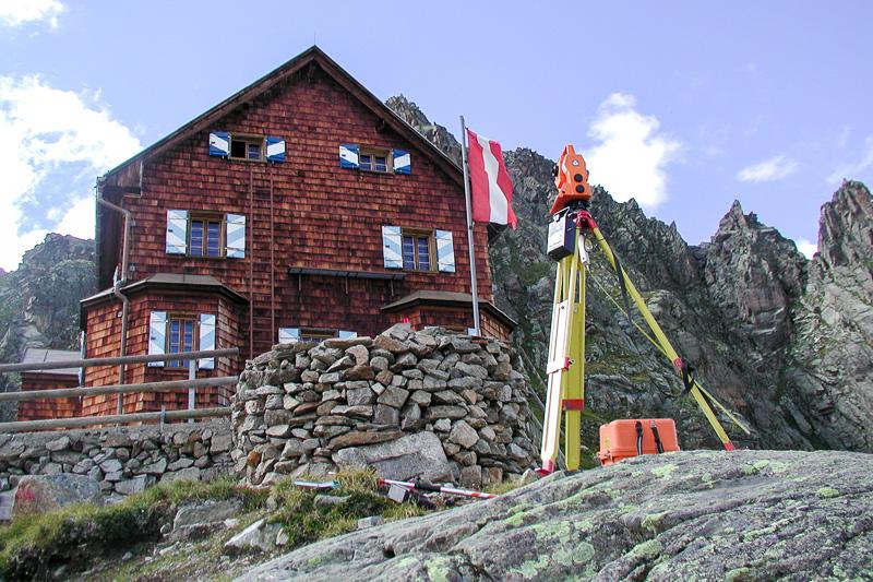 Aufnahmen Saarbrücker Hütte