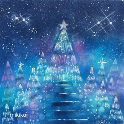クリスマスイルミネーション ★★★★