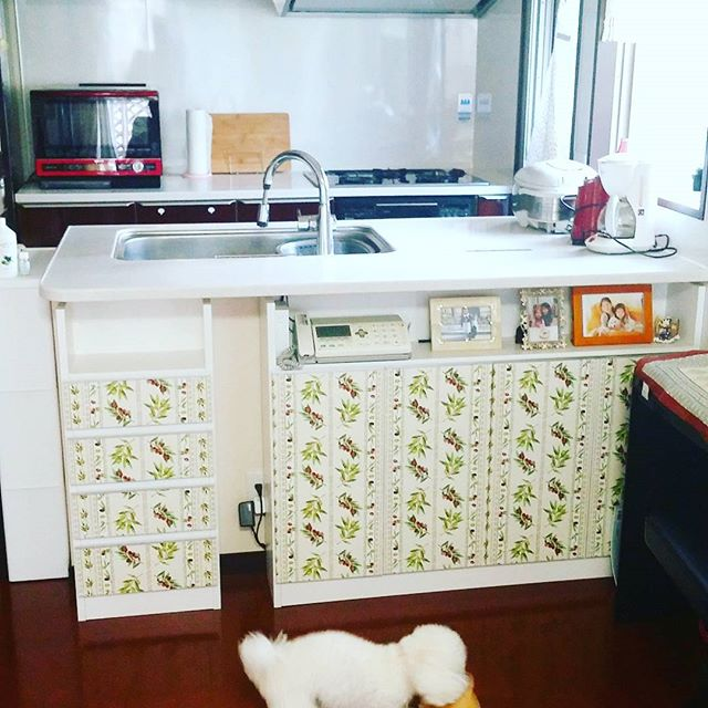 デコパージュ家具