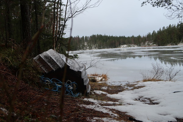 Am Gårdsjön