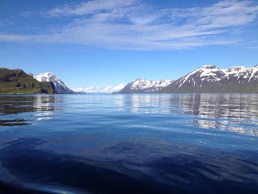 An der Küste Norwegens