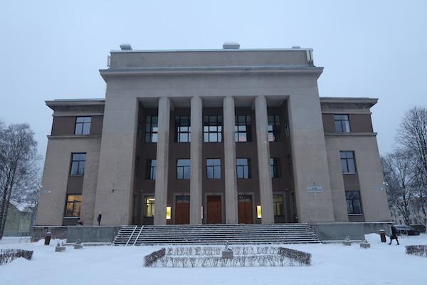 Kulturikeskus, Kalamaja, Tallinn