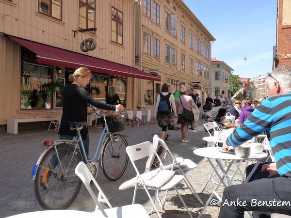 In Göteborgs Haga - Foto: Reisefeder