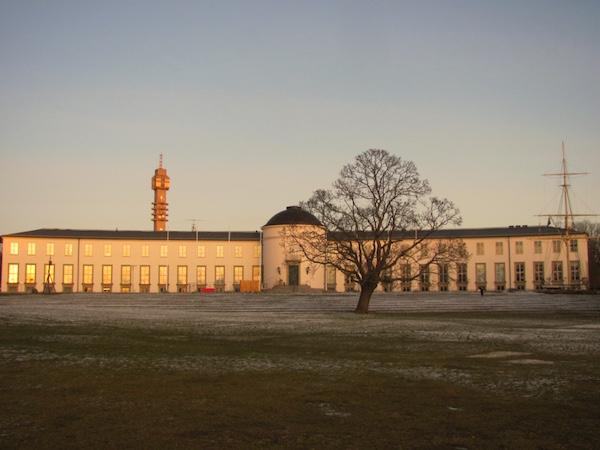 Maritimmuseum in Stockholm