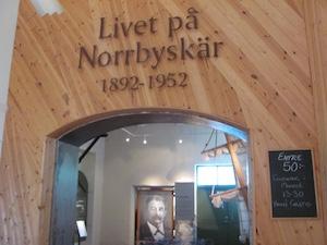 Livet på Norrbyskär