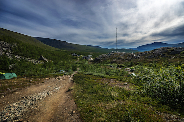 Kebnekaise Fjällstation, Lappland, Schweden