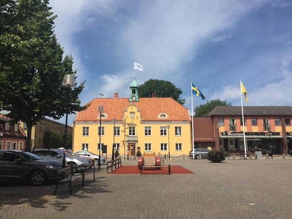 Rådhuset Sölvesborg