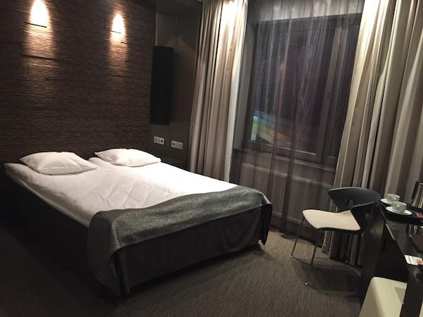 Doppelzimmer im Hotel im Tallink Hotel in Riga