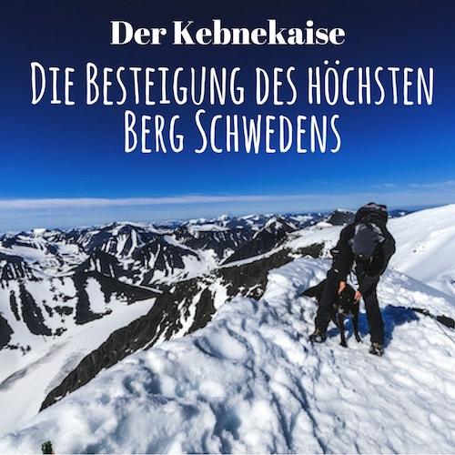 Schweden und so Blogpost: Kebnekaise - Die Besteigung des höchsten Berg Schwedens