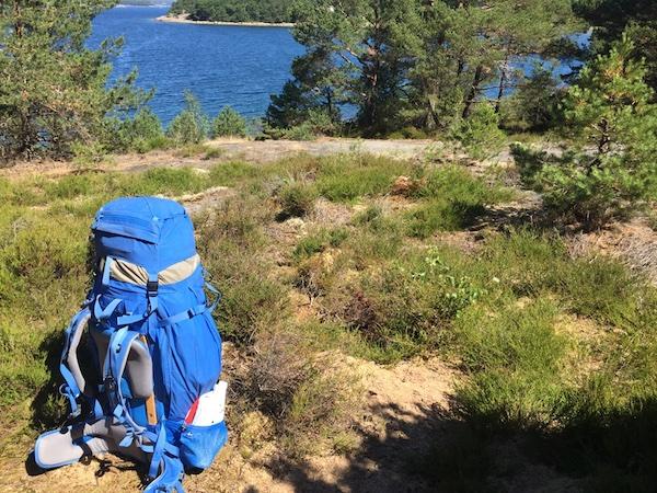 Schweden und so Ausrüstung: Tragen und Packen
