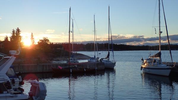 Gasthafen Järnäsklubb